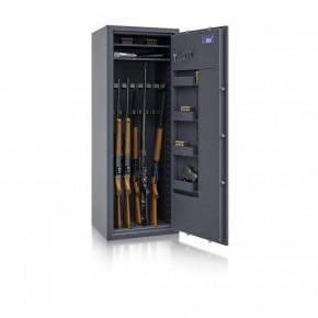 Waffenschrank St. Gallen WF MAX 1 - 1500x550x450 / 179kg 56466 / Klasse I / RAL7024 / Elektr. Basic / DIN R
